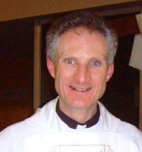 Very Rev Colin Doocey Adm Pro-Tem